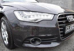 Audi A6 Avant BiTurbo LED světlomety s adaptivním tempomatem