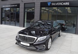 Mercedes Benz S350d Long paket 65 AMG 0001