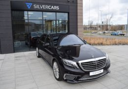 Mercedes Benz S350d Long paket 65 AMG 0004
