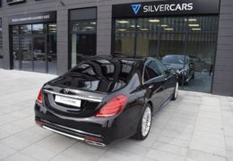 Mercedes Benz S350d Long paket 65 AMG 0012