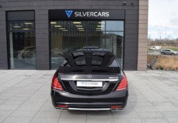 Mercedes Benz S350d Long paket 65 AMG 0013
