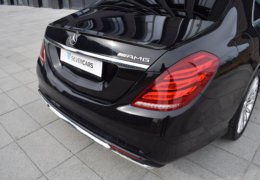Mercedes Benz S350d Long paket 65 AMG 0015