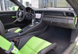Porsche 911 GT3 RS Lizzard Green-081