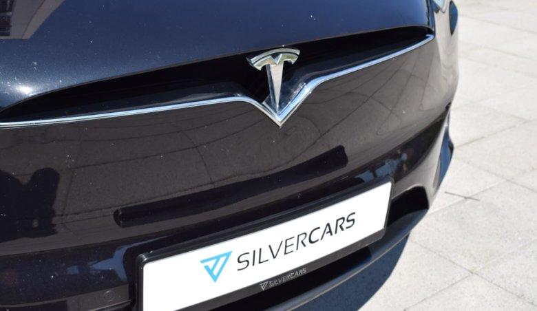Tesla X P75d