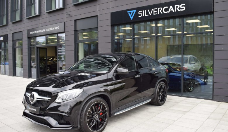 Mercedes-Benz GLE 63S AMG Coupe/ BANG Olufsen