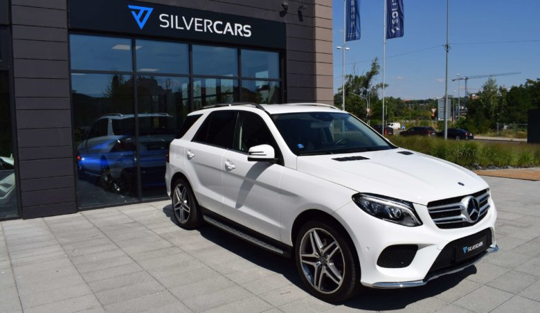 Mercedes-Benz GLE 350D/4Matic/AMG