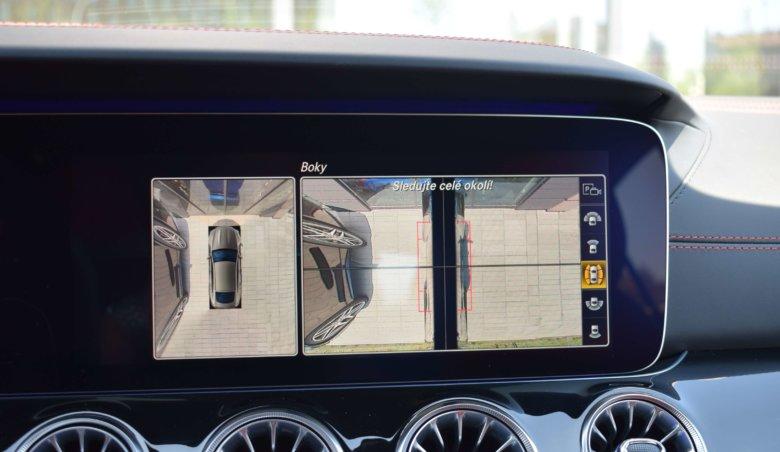 Mercedes-Benz GT 53 4MATIC +/ Distronic/ Soft close/ Keyless Go/ Klimatizované sedačky